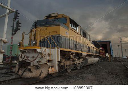 Working Train