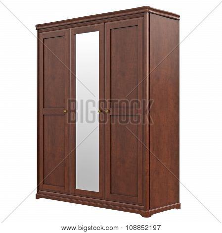 Cabinet wardrobe classic style
