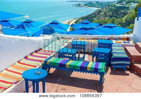 Vacation In Sidi Bou Said