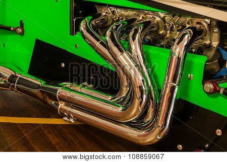 Hot Rod Pipes