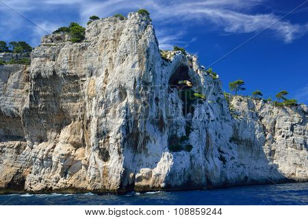 Cassis Calanque, France