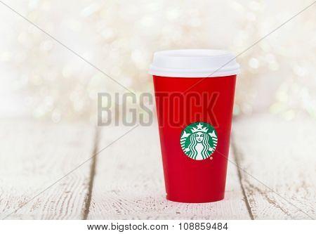 Starbucks Holiday Beverage