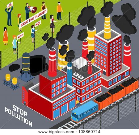 Humans Against Industrial Pollution