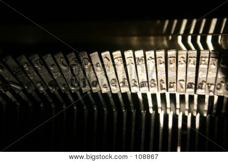 Typewriter Hammers