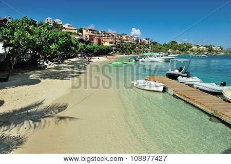 Hotels On Beach In St Joan Island