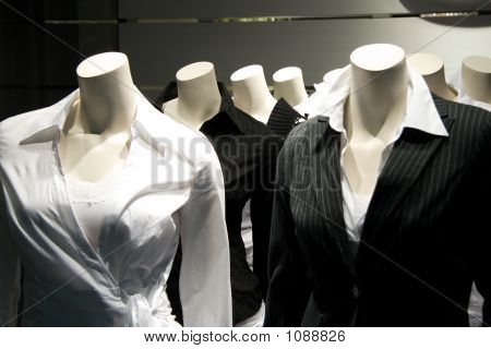 Mannequins With No Heads