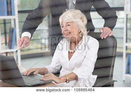 Female Director In Office