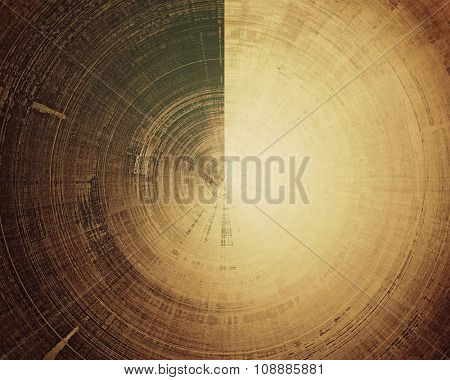 Grunge retro texture, elegant old-style background. With different color patterns: yellow (beige); brown; gray; black