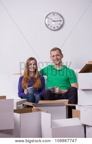 Young Married Couple
