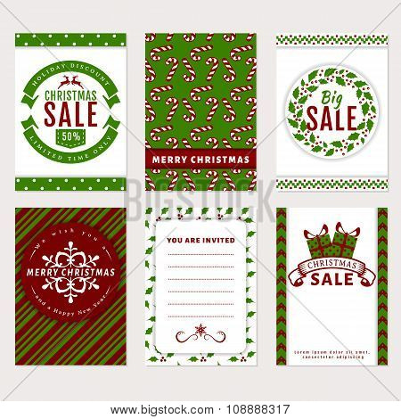 Christmas Banners - Discount, Greeting And Invitation Cards.