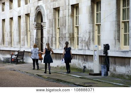 Music School in Royal Naval College