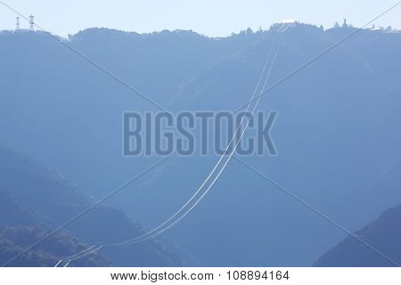 cable car wire