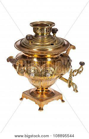Russian Traditional Water Boiler