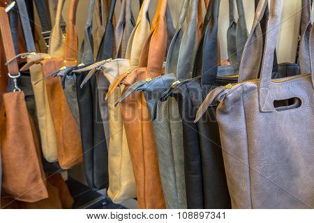 Handmade Shoulder Bags