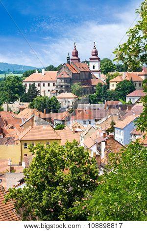 Town Trebic, (UNESCO) Moravia, Czech republi