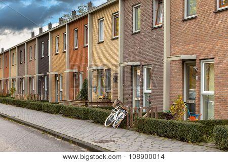 European Style Row Houses