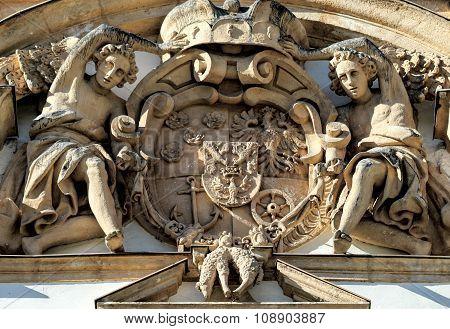 Eggenberg castle (Graz, Austria)