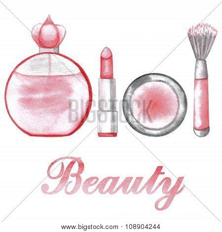 Beauty Pink Set