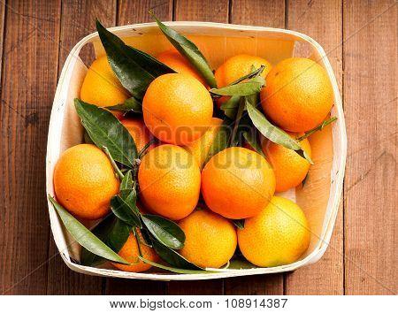Fresh Organic Clementines