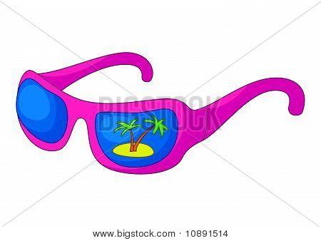 Glasses sun-protection