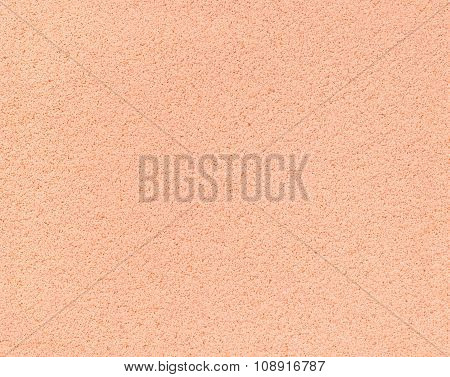 Background Texture Of Sponge For Cosmetic For The Delicate Skin Of The Face