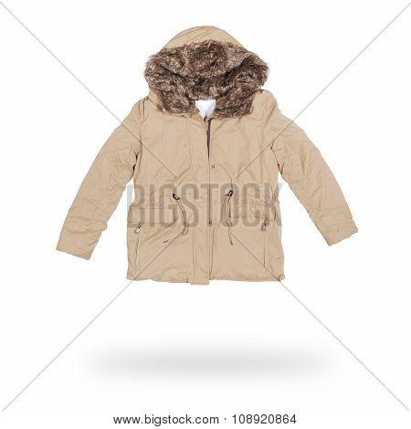 female winter jacket