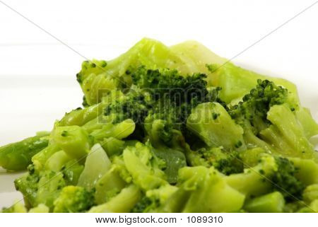 Broccoli And Butter