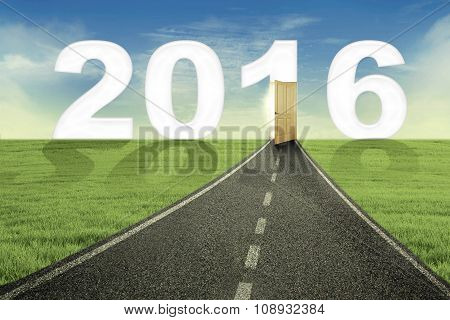 Road Toward New Year Of 2016
