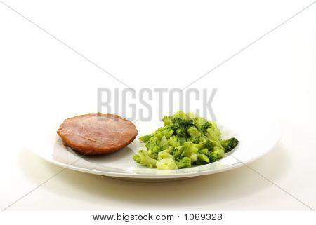Ham And Broccoli