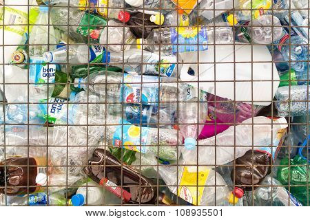 Plastic Pet Recycling Point