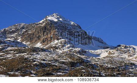Mt Piz Cambrena