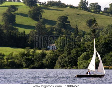 Ullswater, Lake District, England (U.K.)