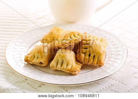 Bite Size Pastries