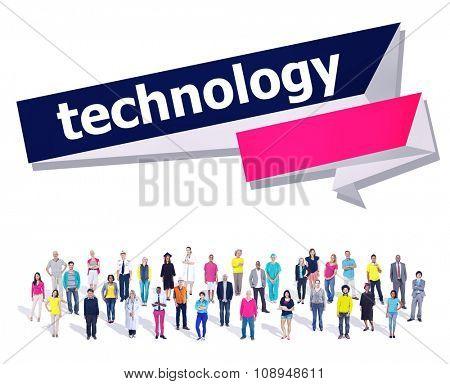 Technology Communication Online Internet Concept