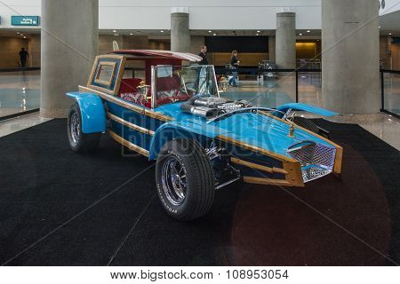 Calico Surfer 1964