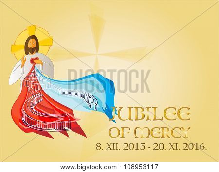 Jubilee Of Mercy Holy Year Background