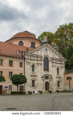 Weltenburg Abbey, Germany