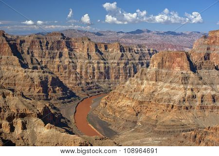 Colorado River And Grand Canyon, Nevada, United States