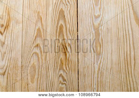 the old wooden