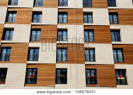 Beautiful Building With Windows
