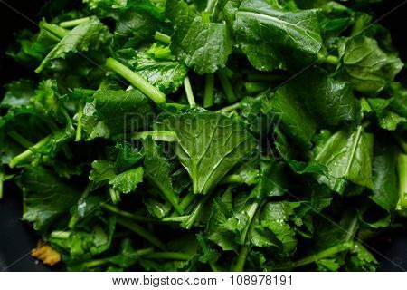turnip greens vegetables