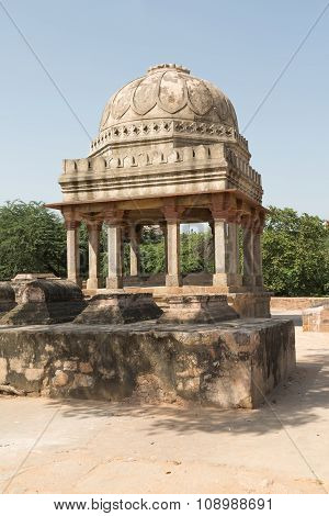 Archaeological Building, Mehrauli Park, New Delhi