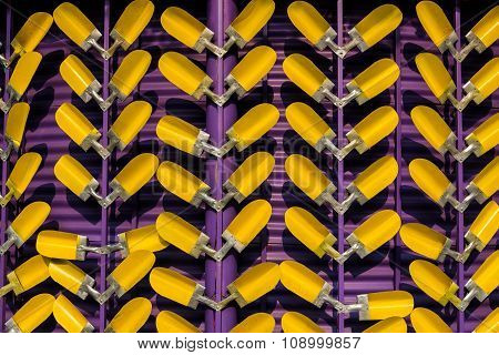 Abstract Pattern Of Colors