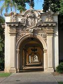 Architectural Detail Balboa Park 3 poster
