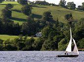Ullswater, Lake District, England (U.K.)