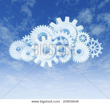 Cloud-Computing-Symbol