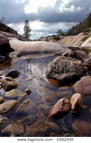 Lone Pine, Quiet Pool