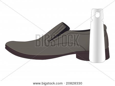 Zapatos de hombre con calzador