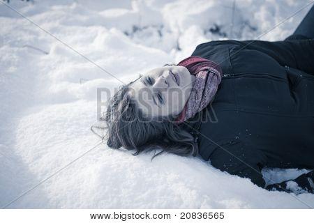 Frozen To Death