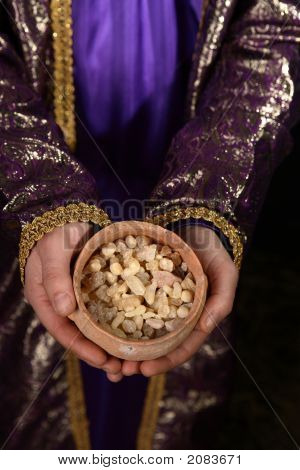 Bowl Of Frankincense